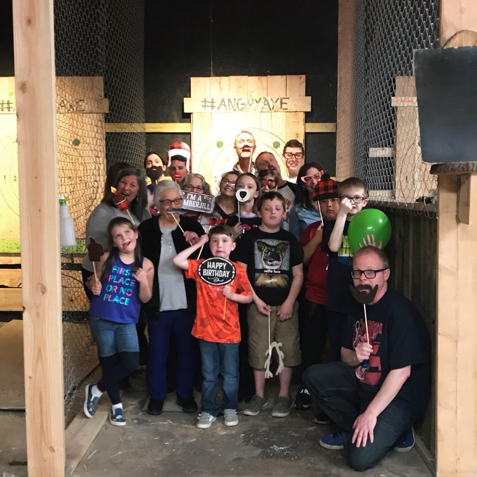 Tulsa Kids Birthday Party Venue